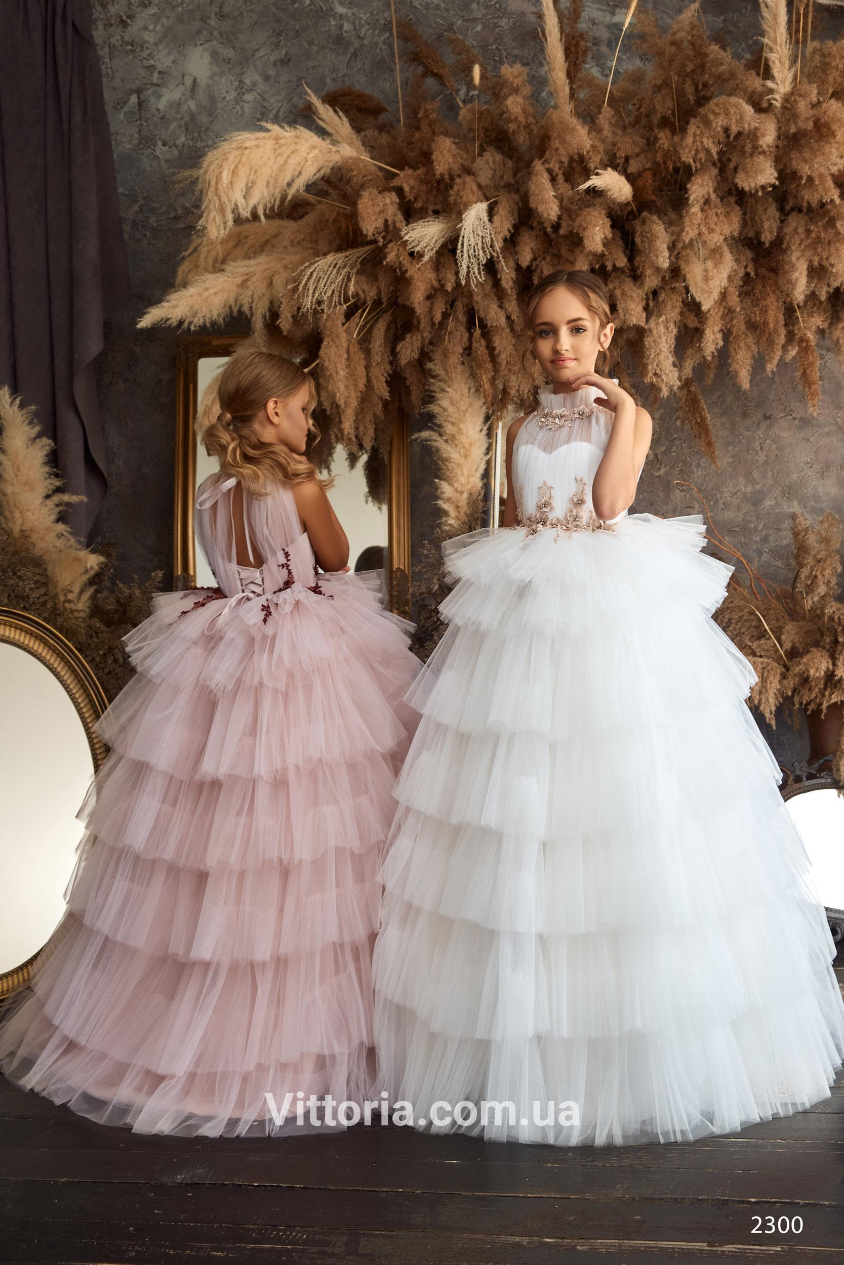 Детское платье 2300