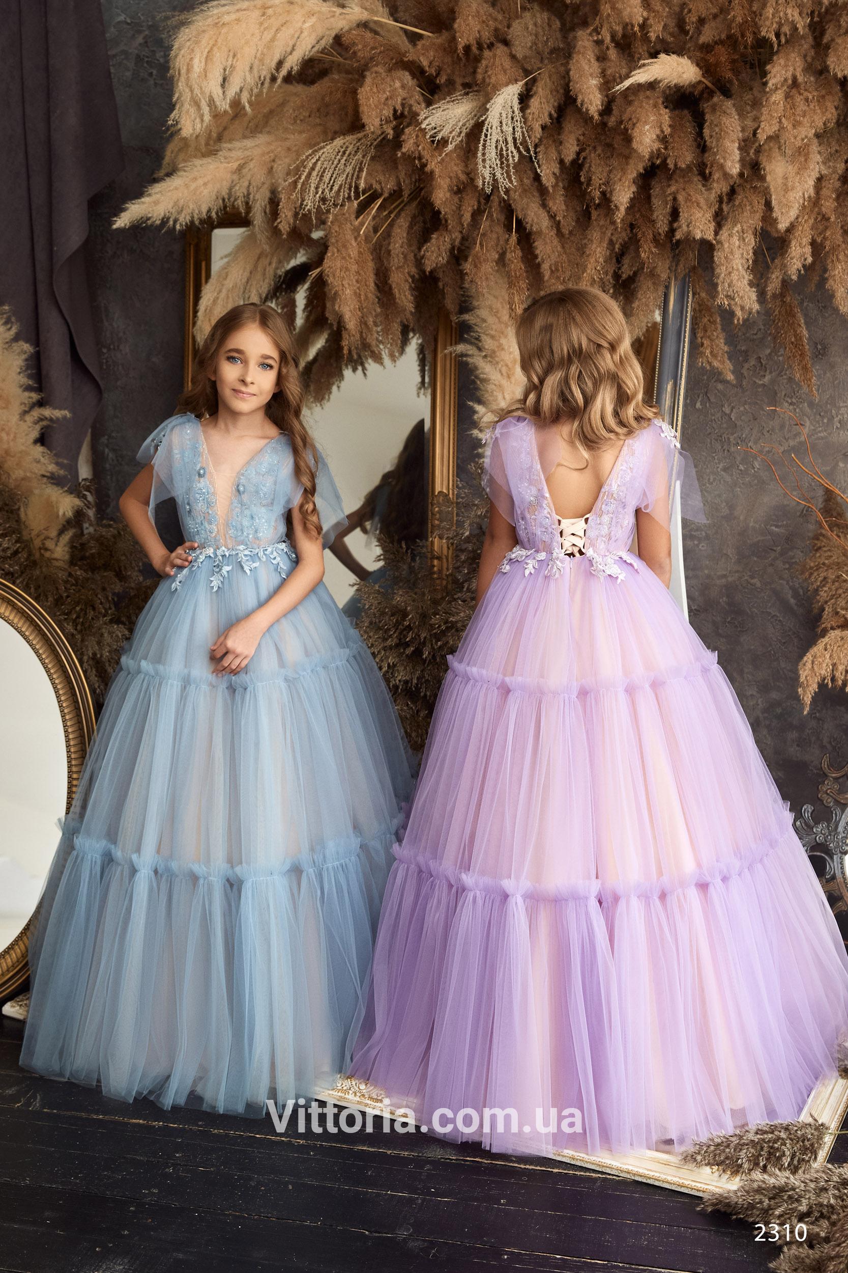 Детское платье 2310