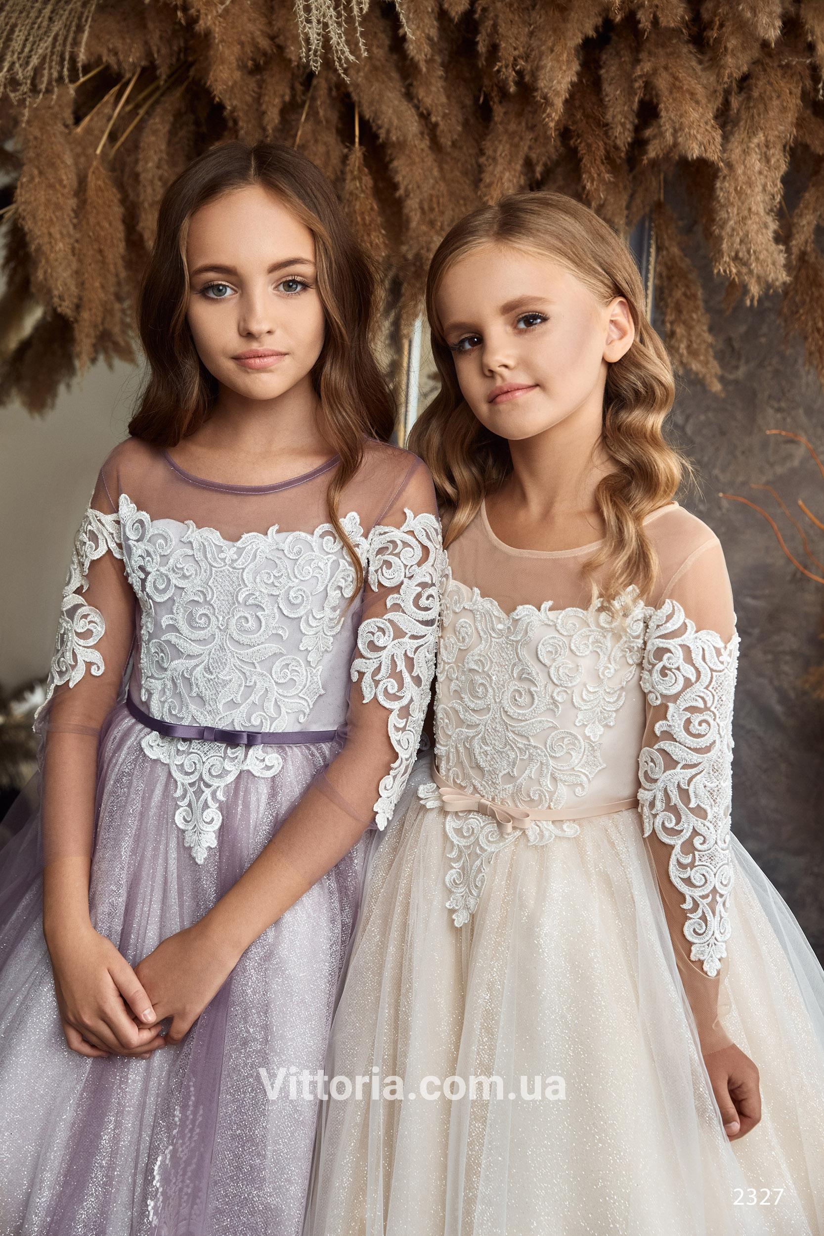 Детское платье 2327