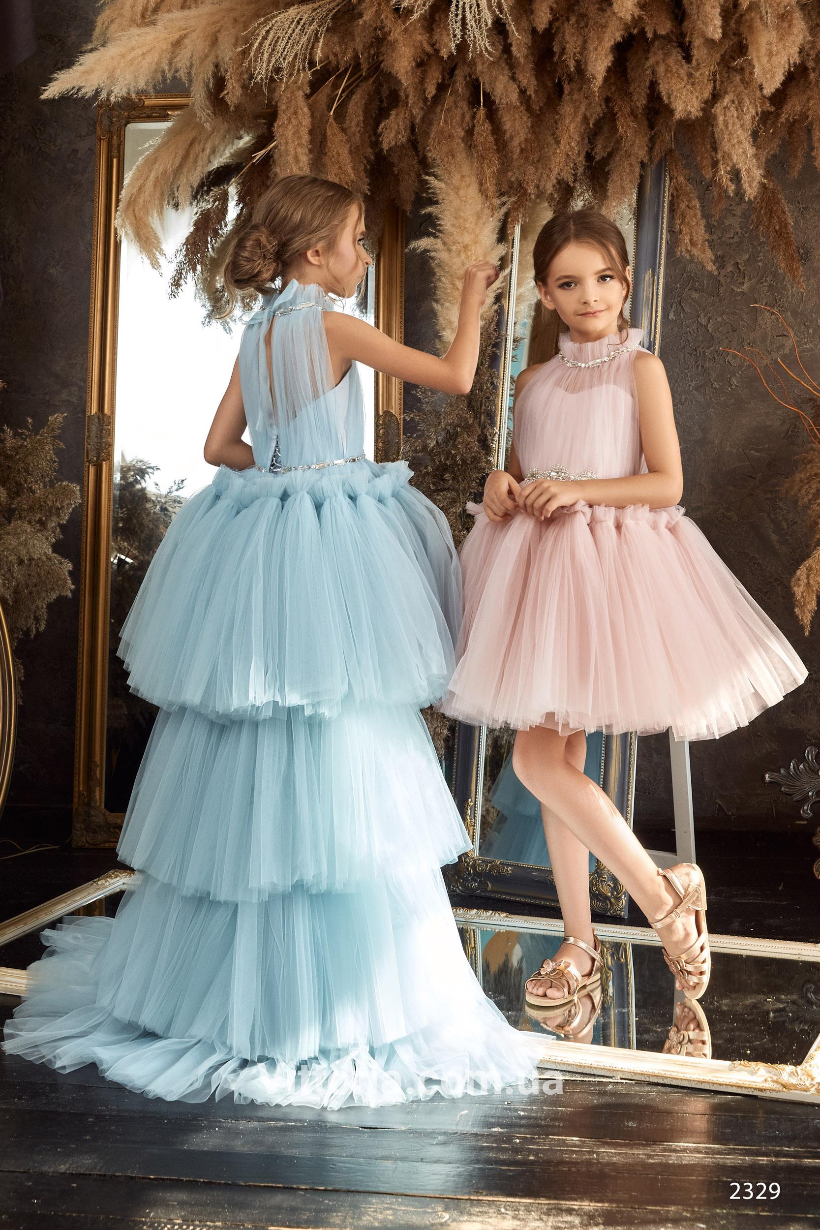 Детское платье 2329