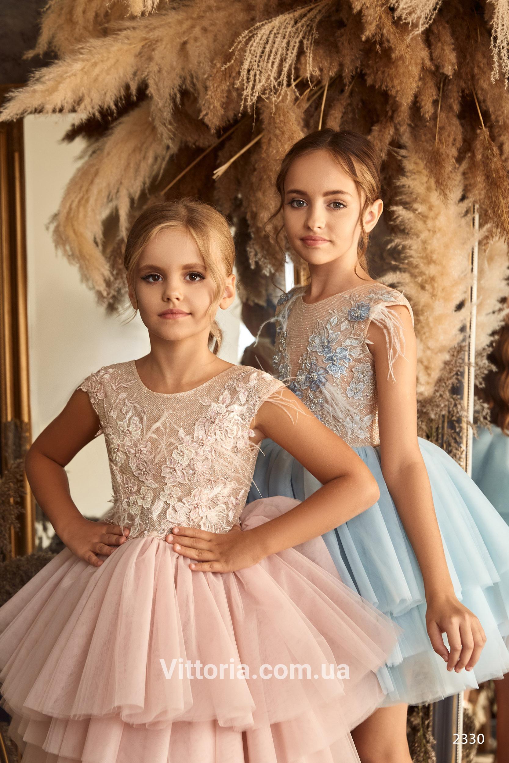 Детское платье 2330