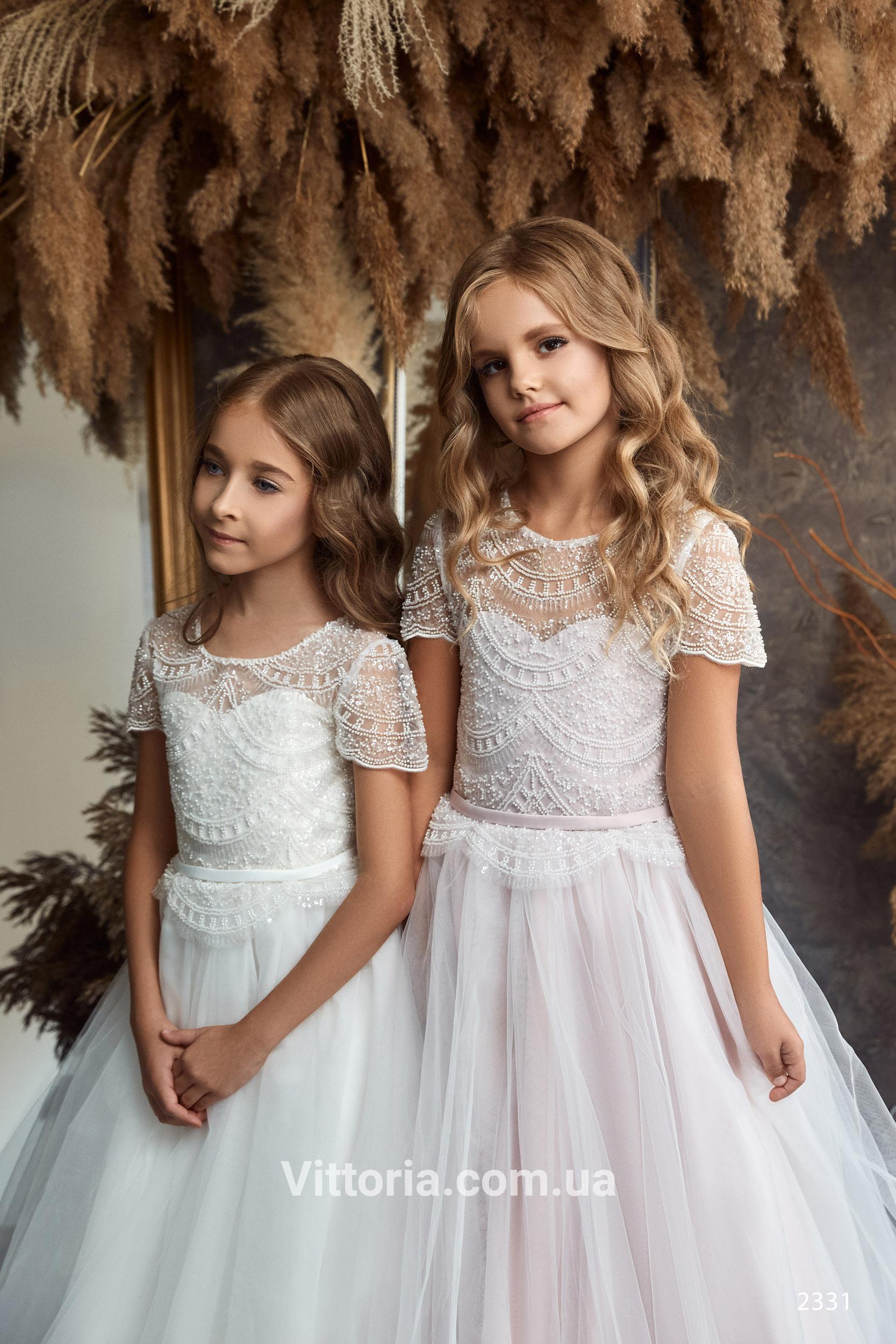 Детское платье 2331