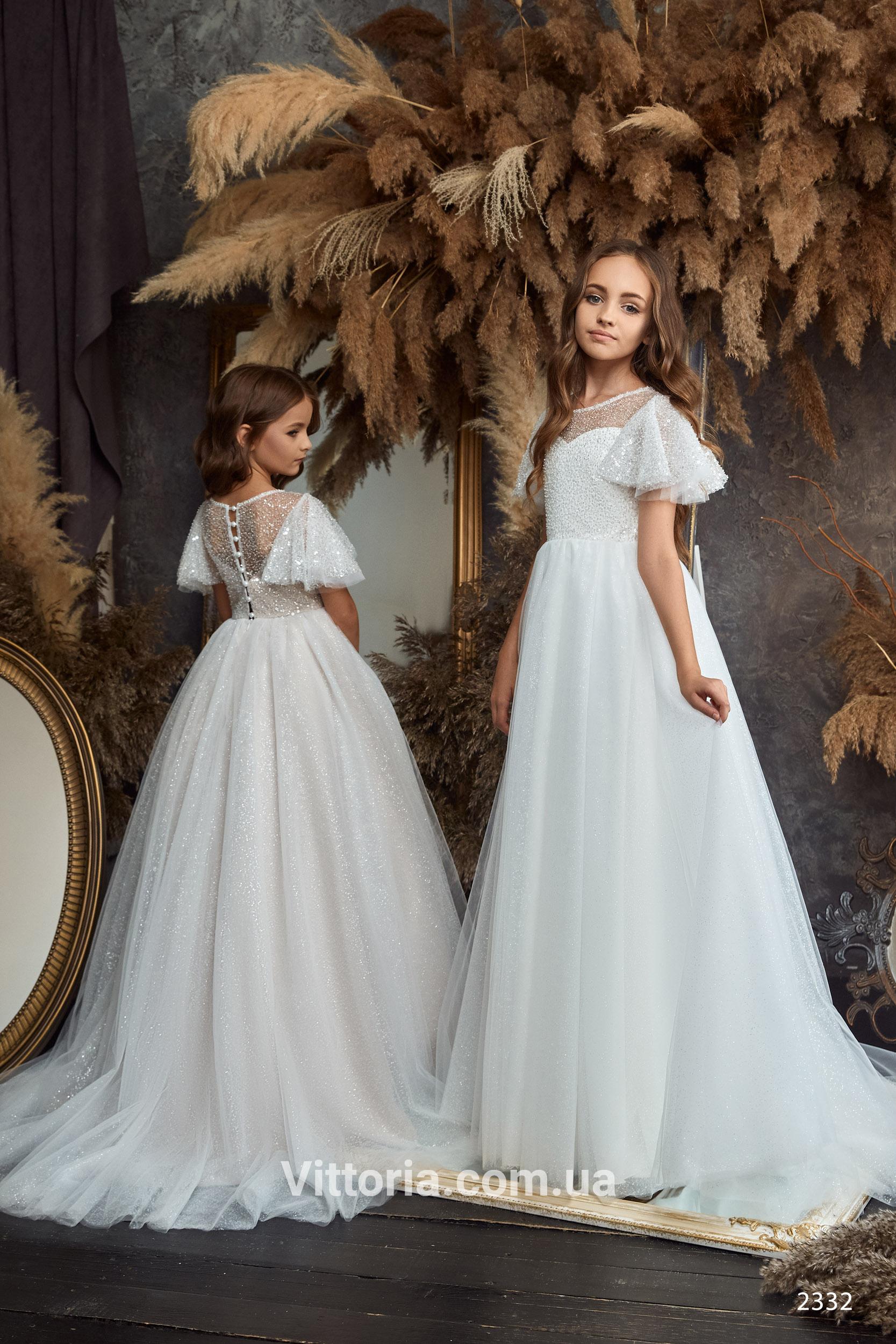 Детское платье 2332