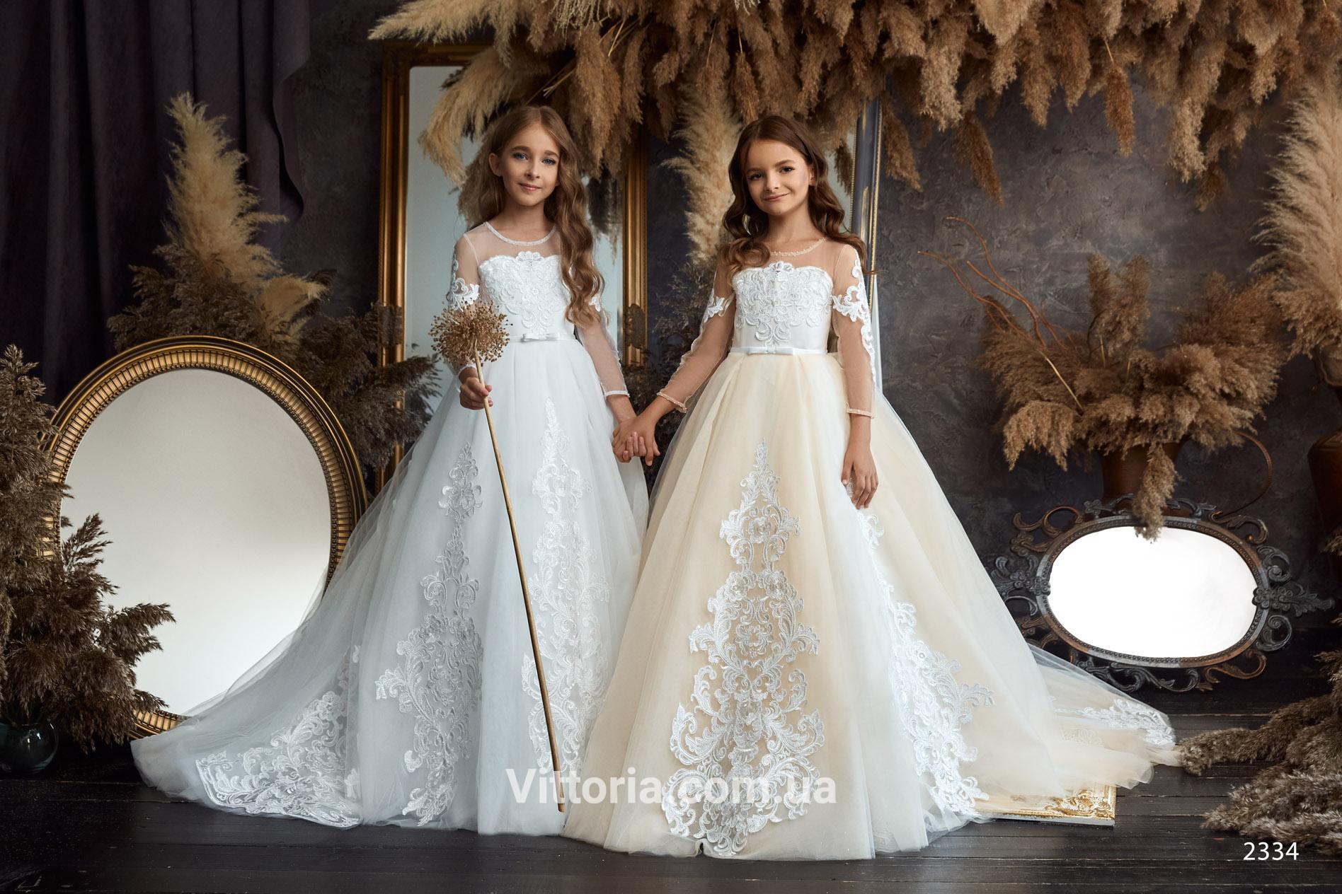 Детское платье 2334