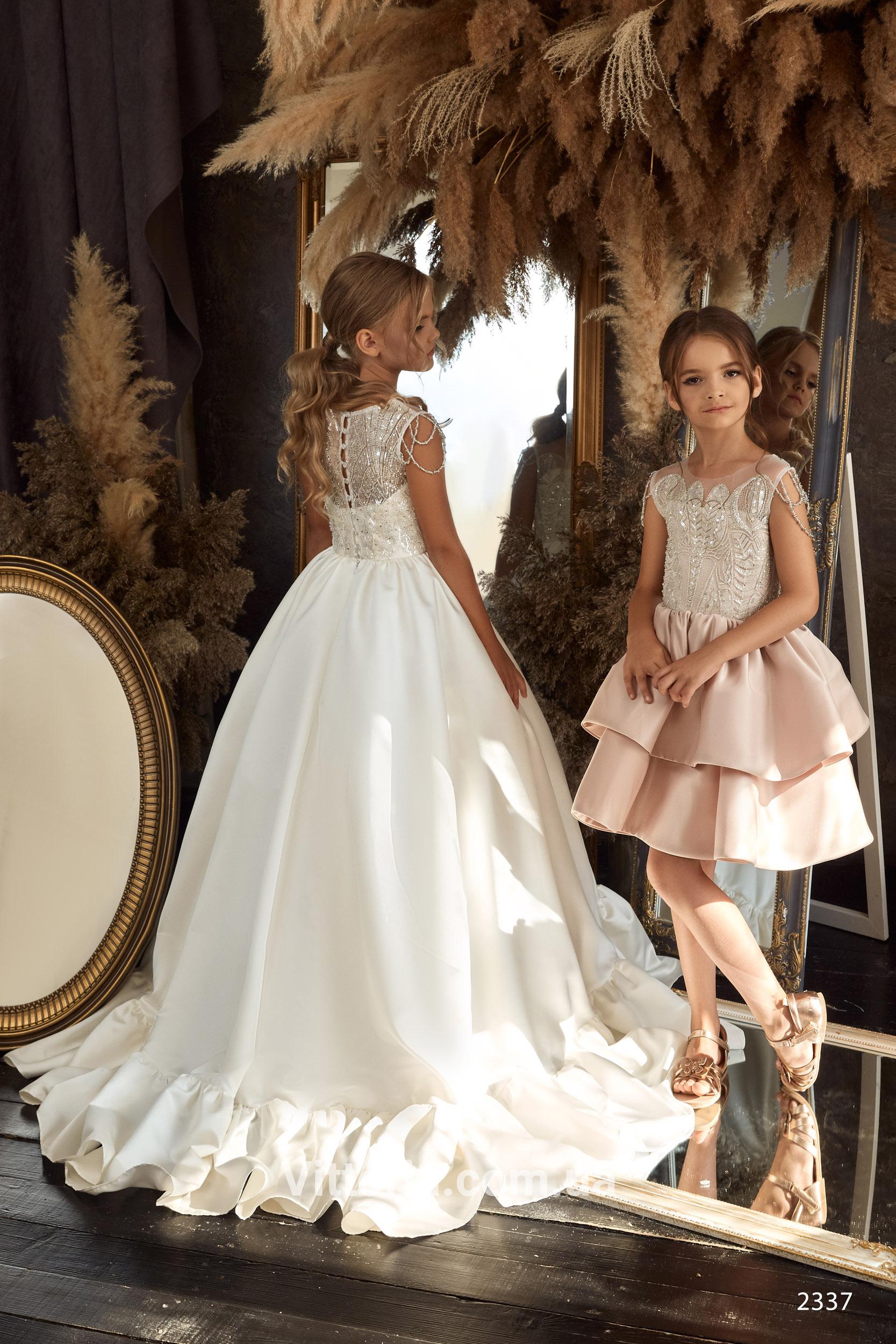Детское платье 2337