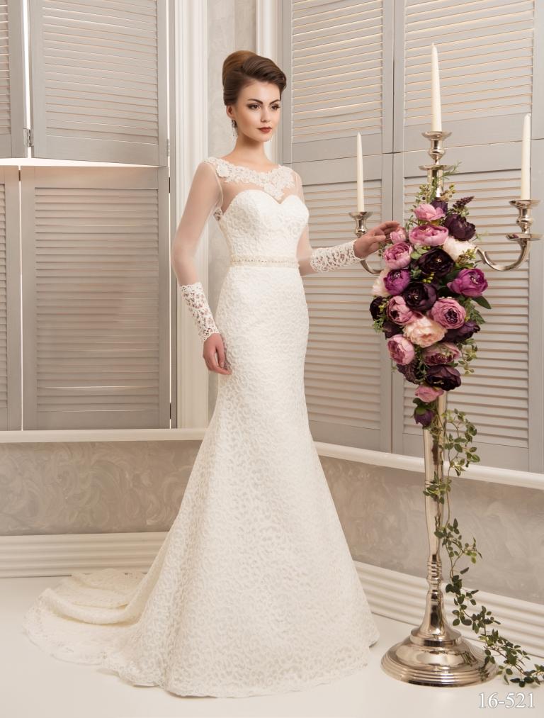1f0a4a80987c1bf Свадебная коллекция 2016 Lady Bianco