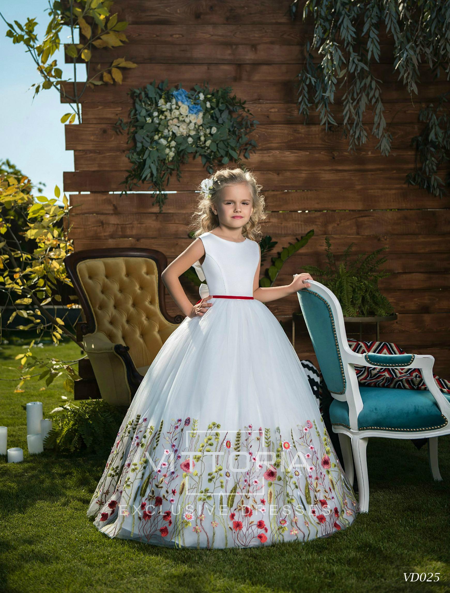 0e400572966 Детские платья оптом